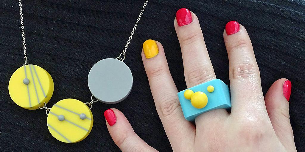 Lisa Grabowski (jewellrey and nails)